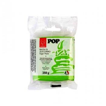Masa cukrowa lukier plastyczny MODECOR 250g zielony