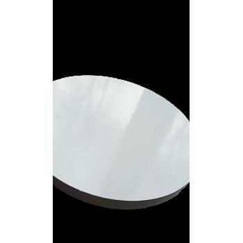 Podkład pod tort ze styroduru z białą podkładką do żywności 24cm