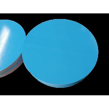 Podkład pod tort ze styroduru niebieska podkładka do żywności 28cm